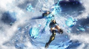 Ashe League of Legends High Quality wallpapers