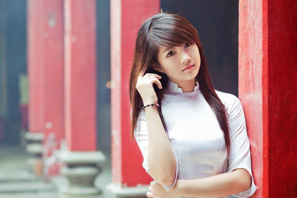 Asian girl backgrounds