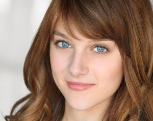 Amazing Aubrey Peeples eyes picture