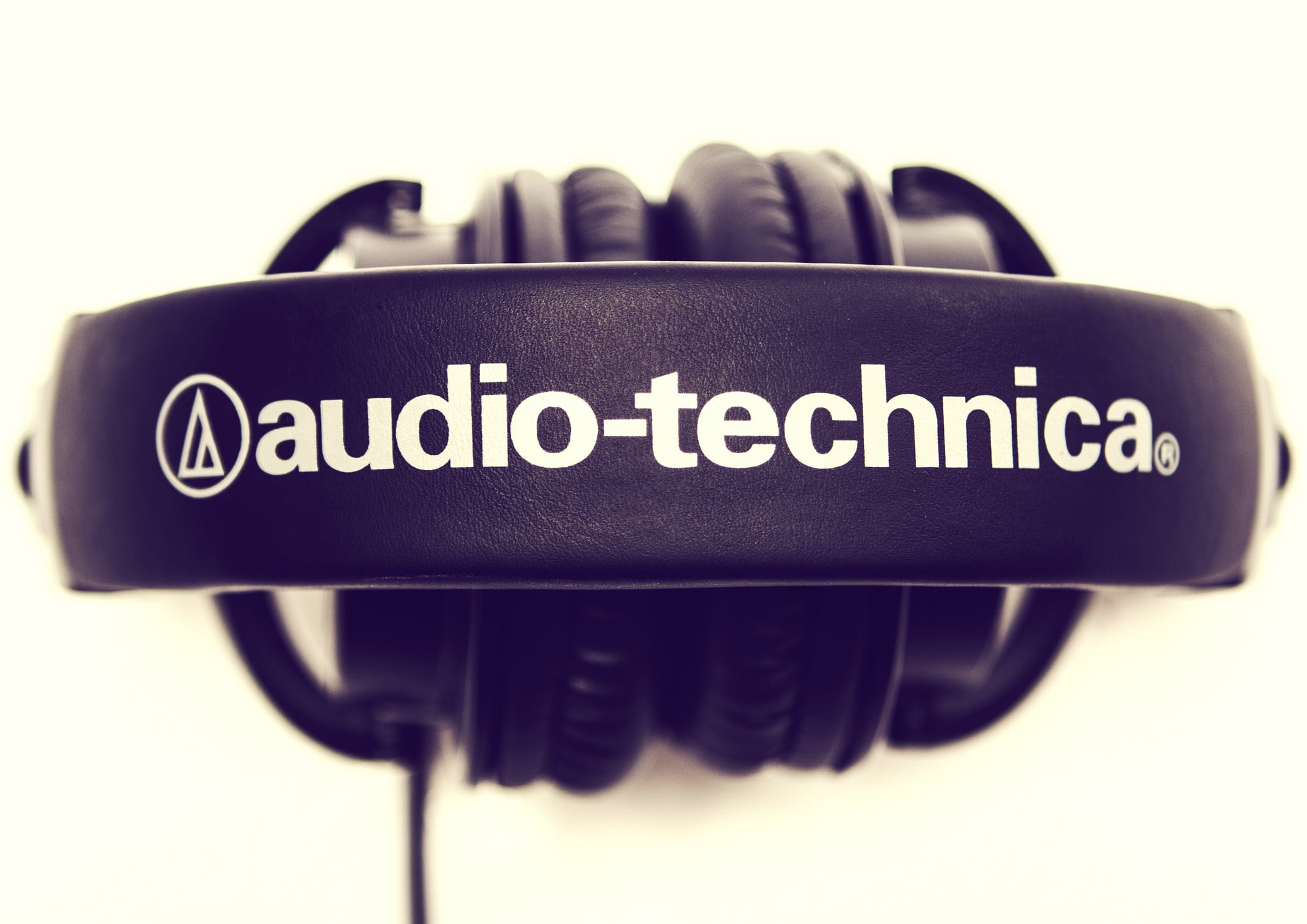 Audio Technica logo HD for desktop