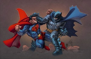 Best photo of the Batman vs Superman