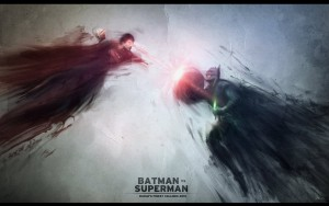 Batman vs Superman HD for desktop