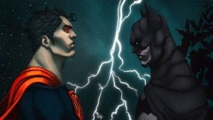 Image of Batman vs Superman