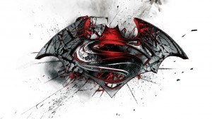 Batman vs Superman abstract logo High Resolution wallpaper
