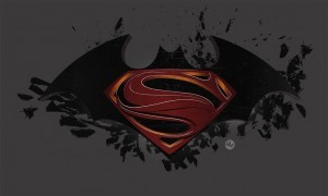 Batman vs Superman vector High Definition wallpaper