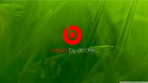 Beats By Dr Dre green HD pic