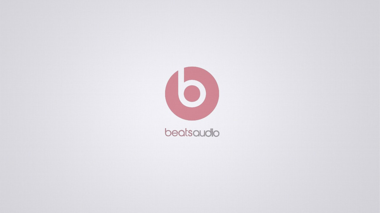 Beats By Dr Dre grey light new wallpapers