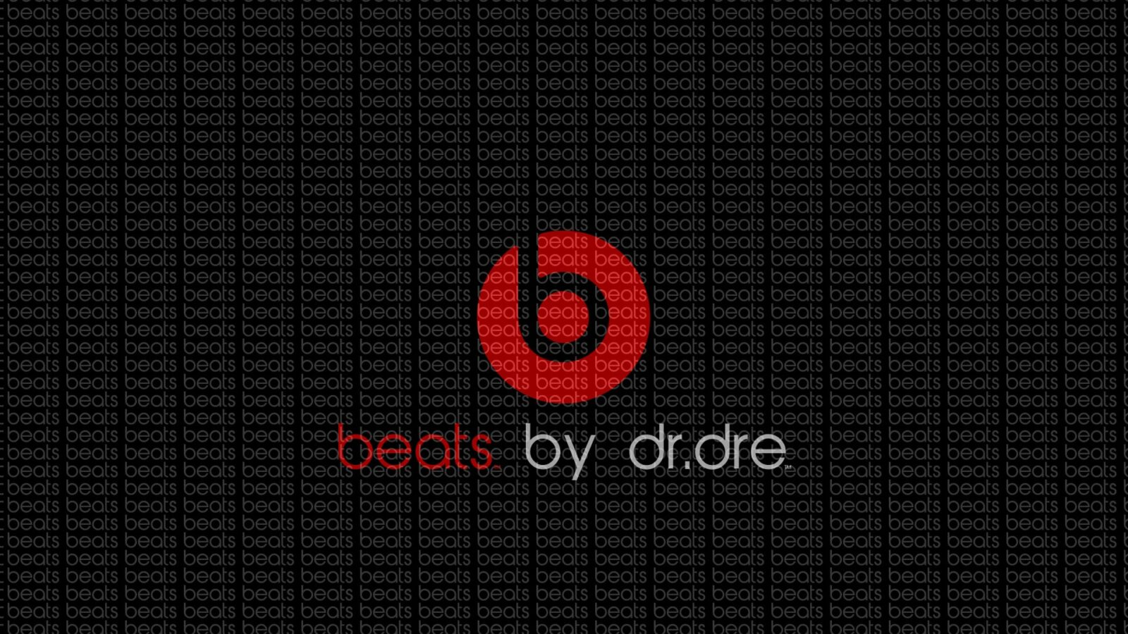 Beats By Dr Dre word backgrounds