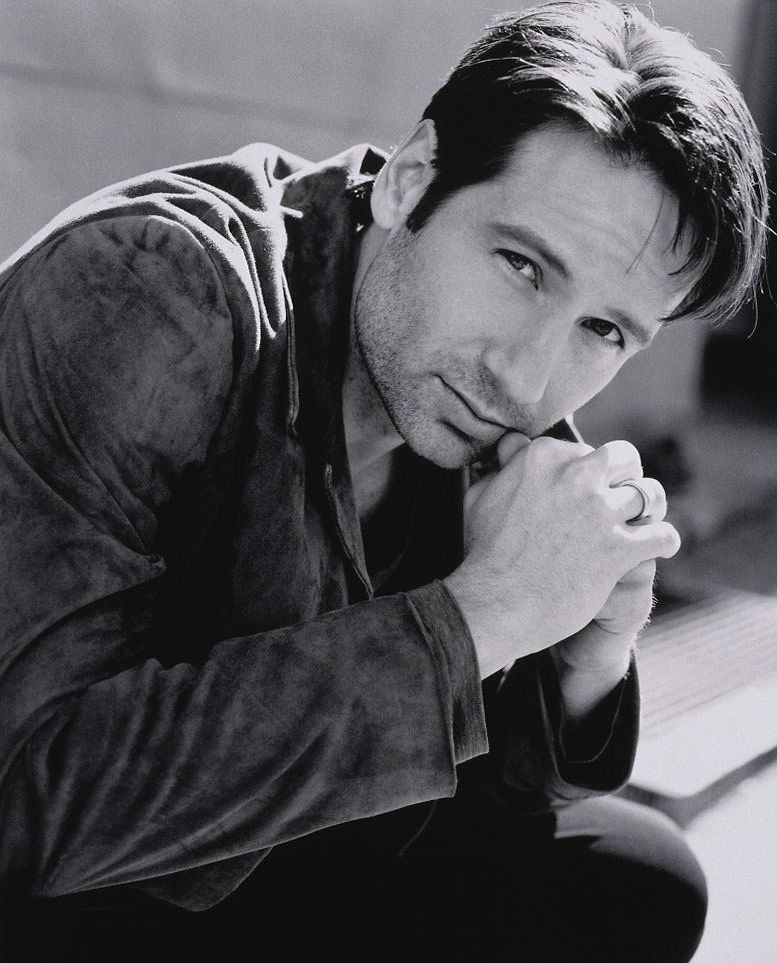 David William Duchovny HD pic for mobiles