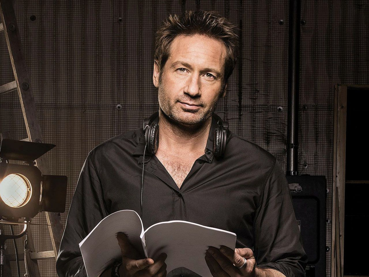 David Duchovny photo