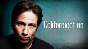 photo of David Duchovny Californication