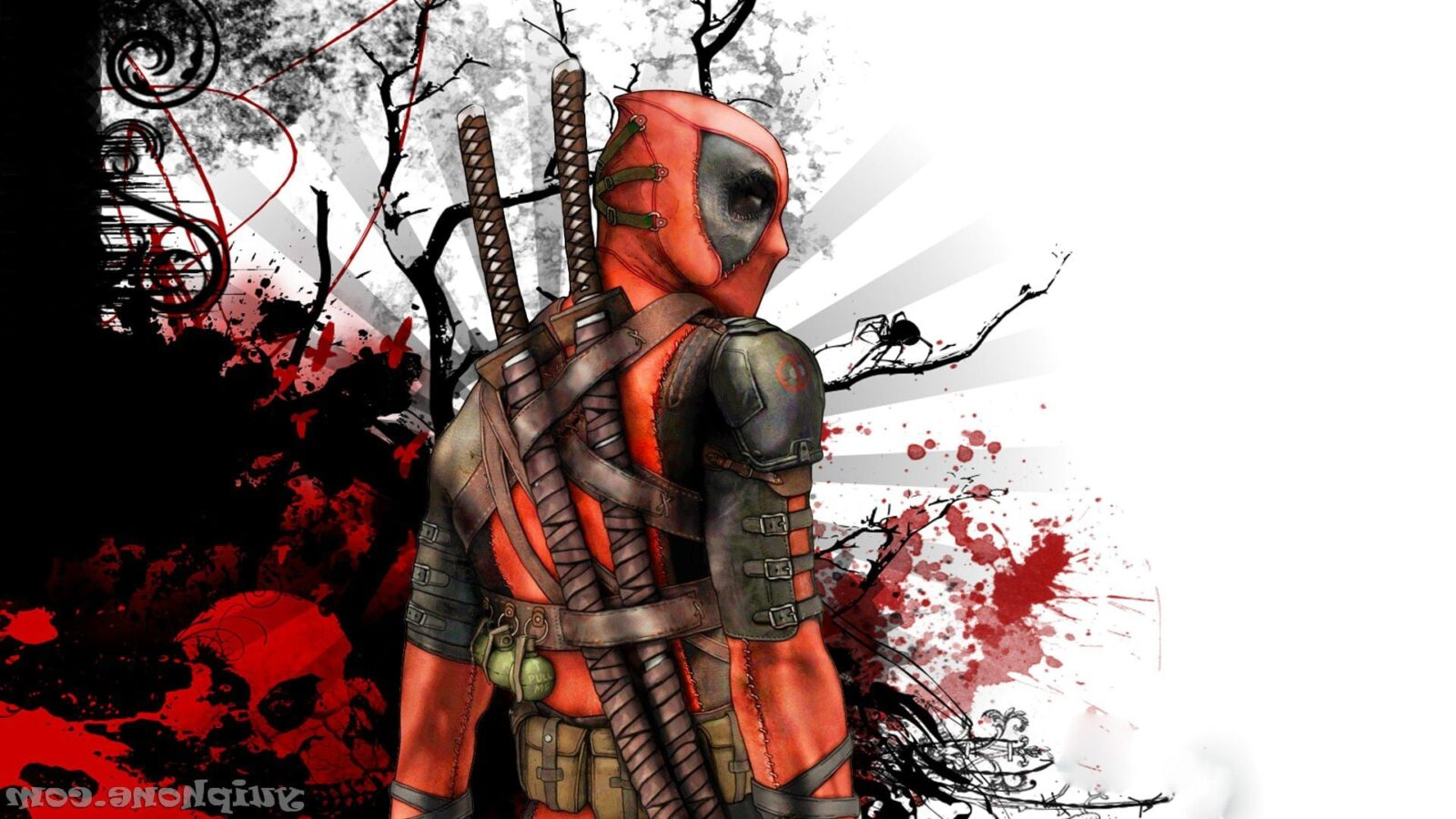 deadpool full hd wallpaper for pc