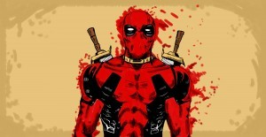 Deadpool draw 4k HD for desktop