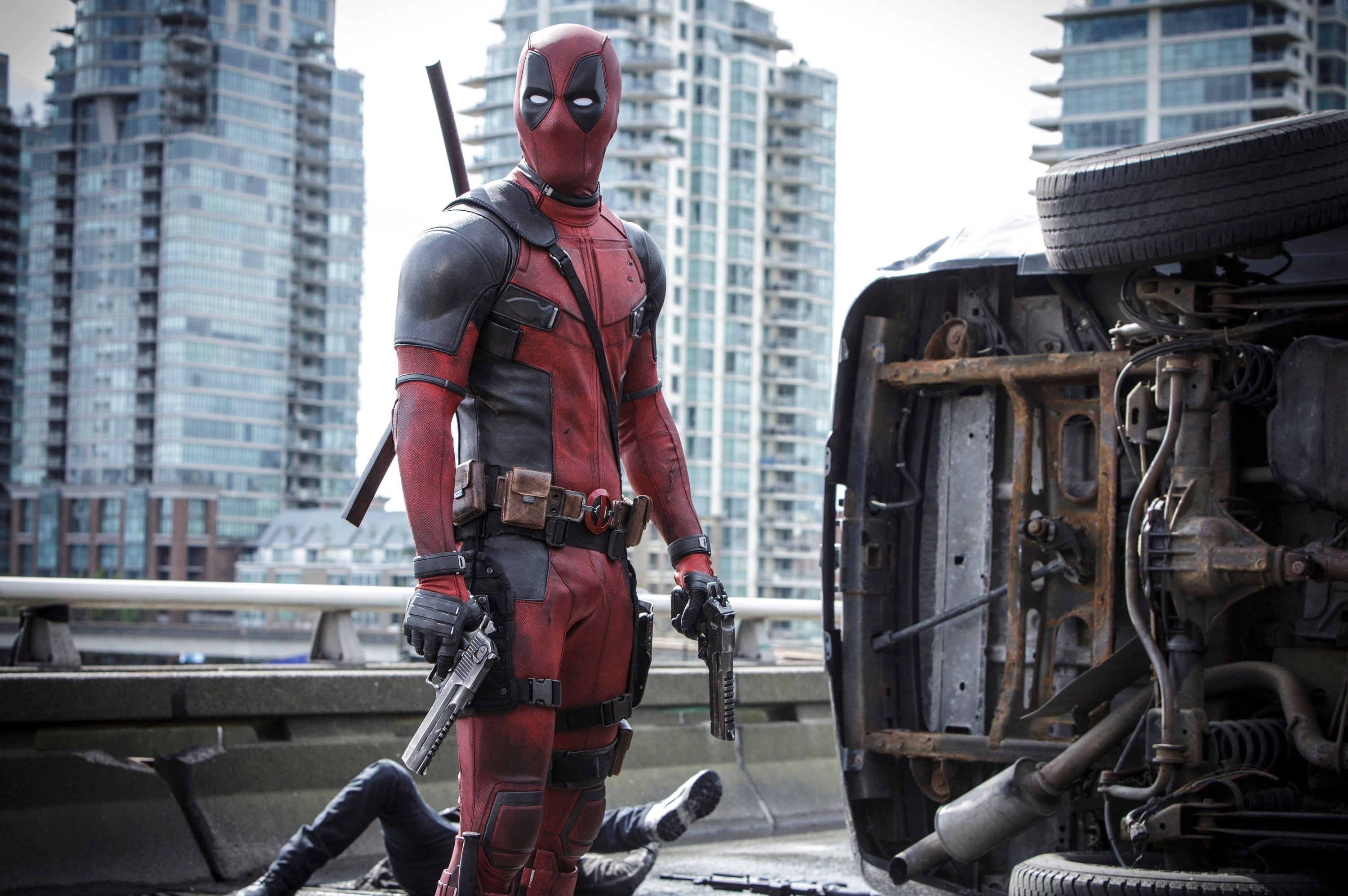 22+ Deadpool HD wallpapers High Quality Download