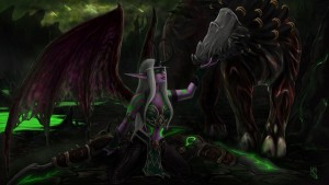 World of Warcraft Legion Demon Hunter free download