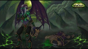 World of Warcraft Legion Demon Hunter new wallpapers