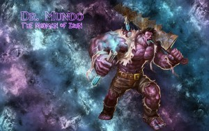Dr. Mundo League of Legends HD wallpapers