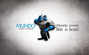 Dr. Mundo League of Legends pictures