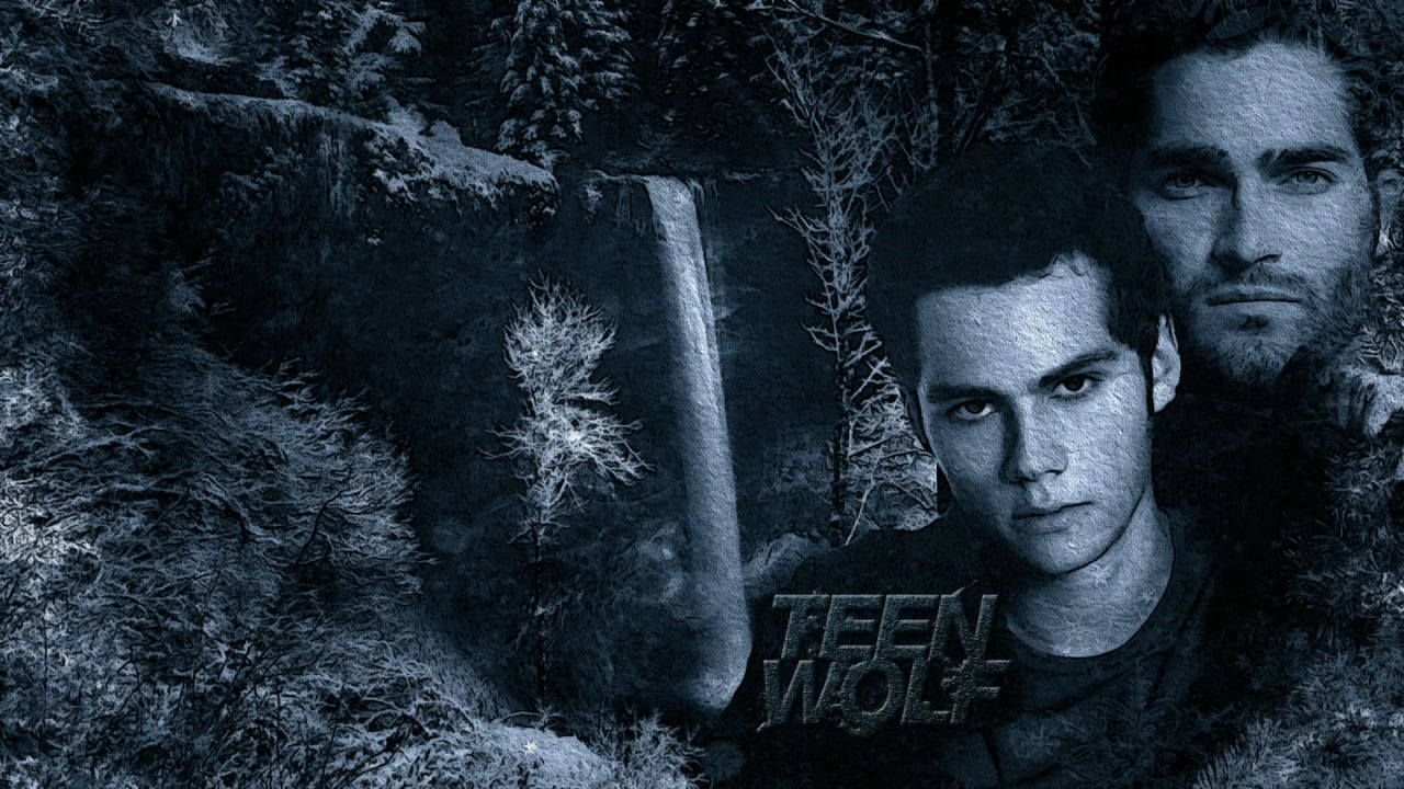 Dylan Obrien Teen Wolf TV picture