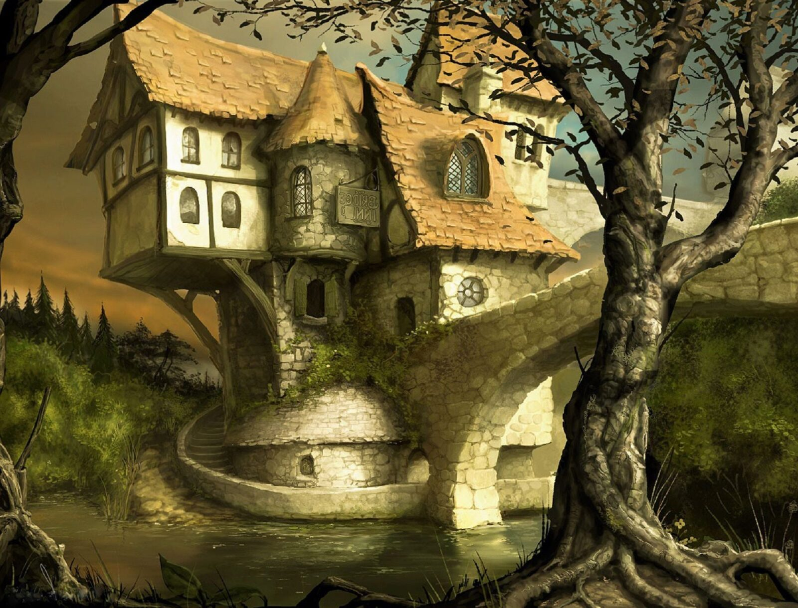 21+ Fairy Tales Castles HD wallpapers High Quality Download