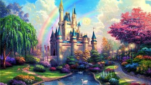 Fairy Castle HD wallpapers