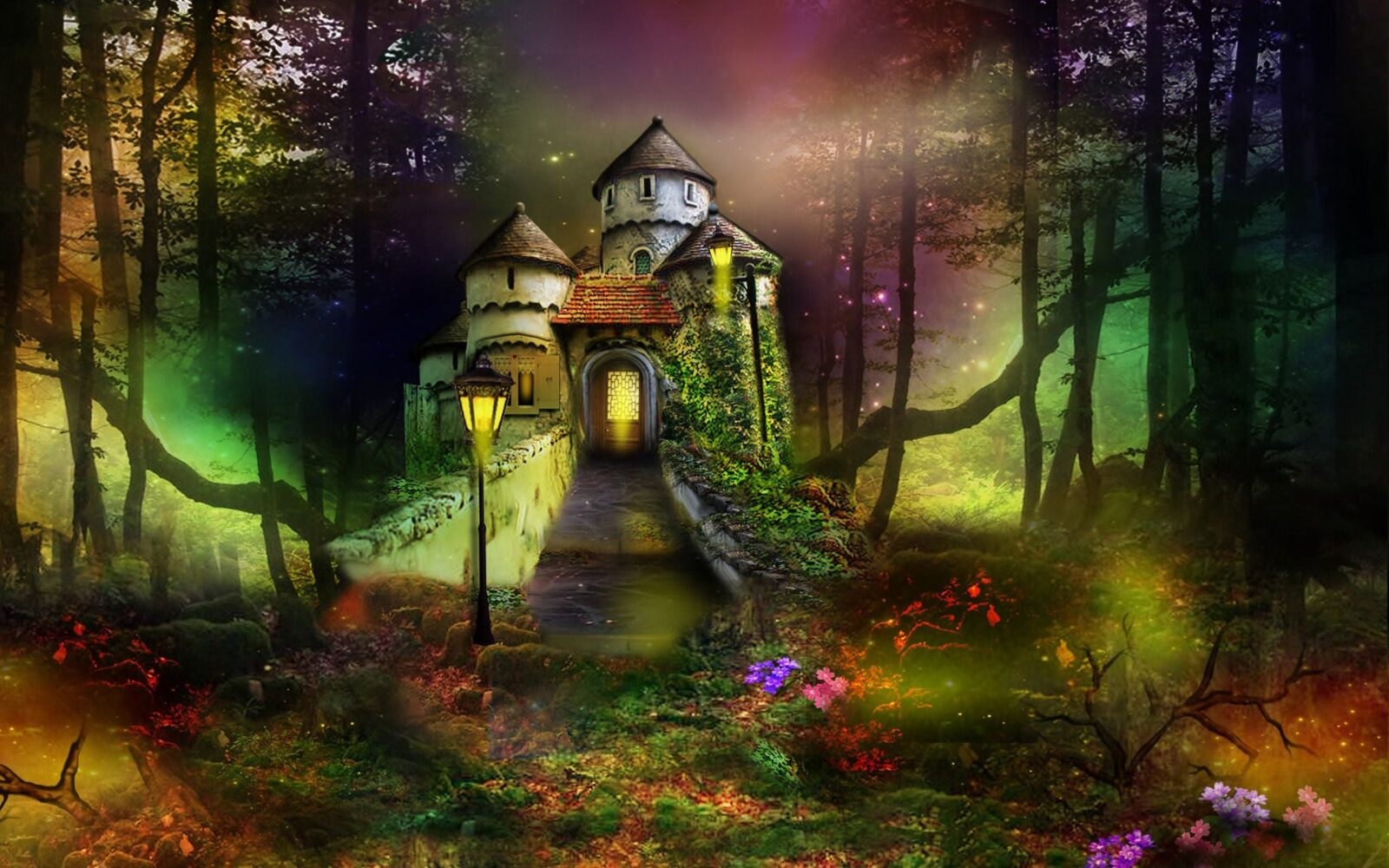 21 fairy tales castles hd wallpapers high quality download for 3d wallpaper for dream home