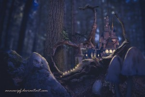 Full HD pics of Fairy castle