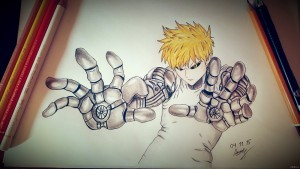 Full HD pics of Genos draw