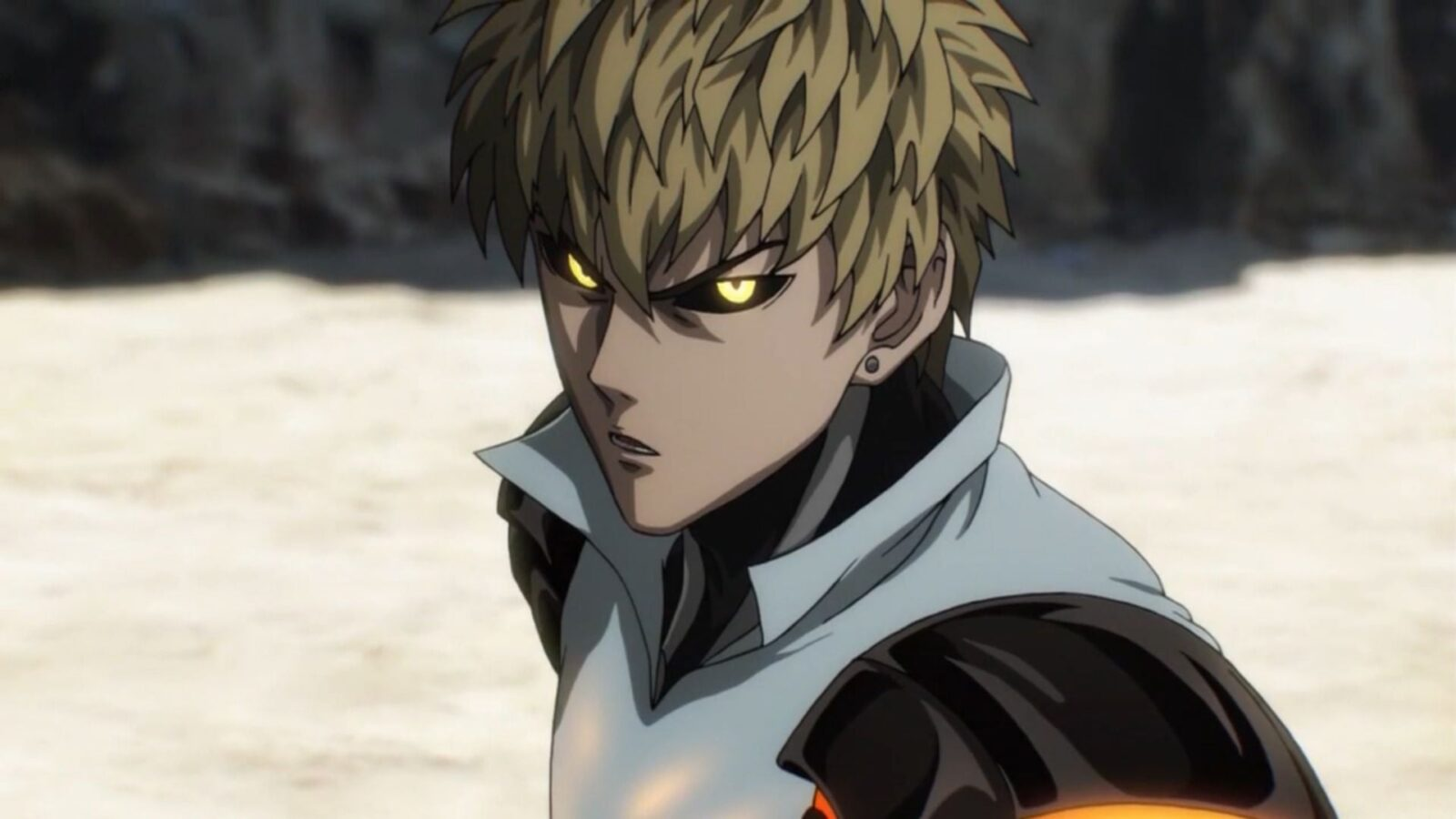 20 Genos One Punch Man Wallpapers Hd Download