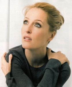 Gillian Anderson Android wallpaper HD