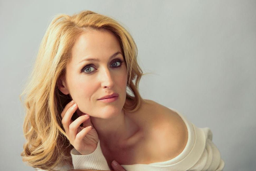 gillian anderson wallpapers hd free download