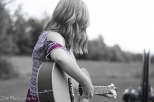 Girl with guitar pictures
