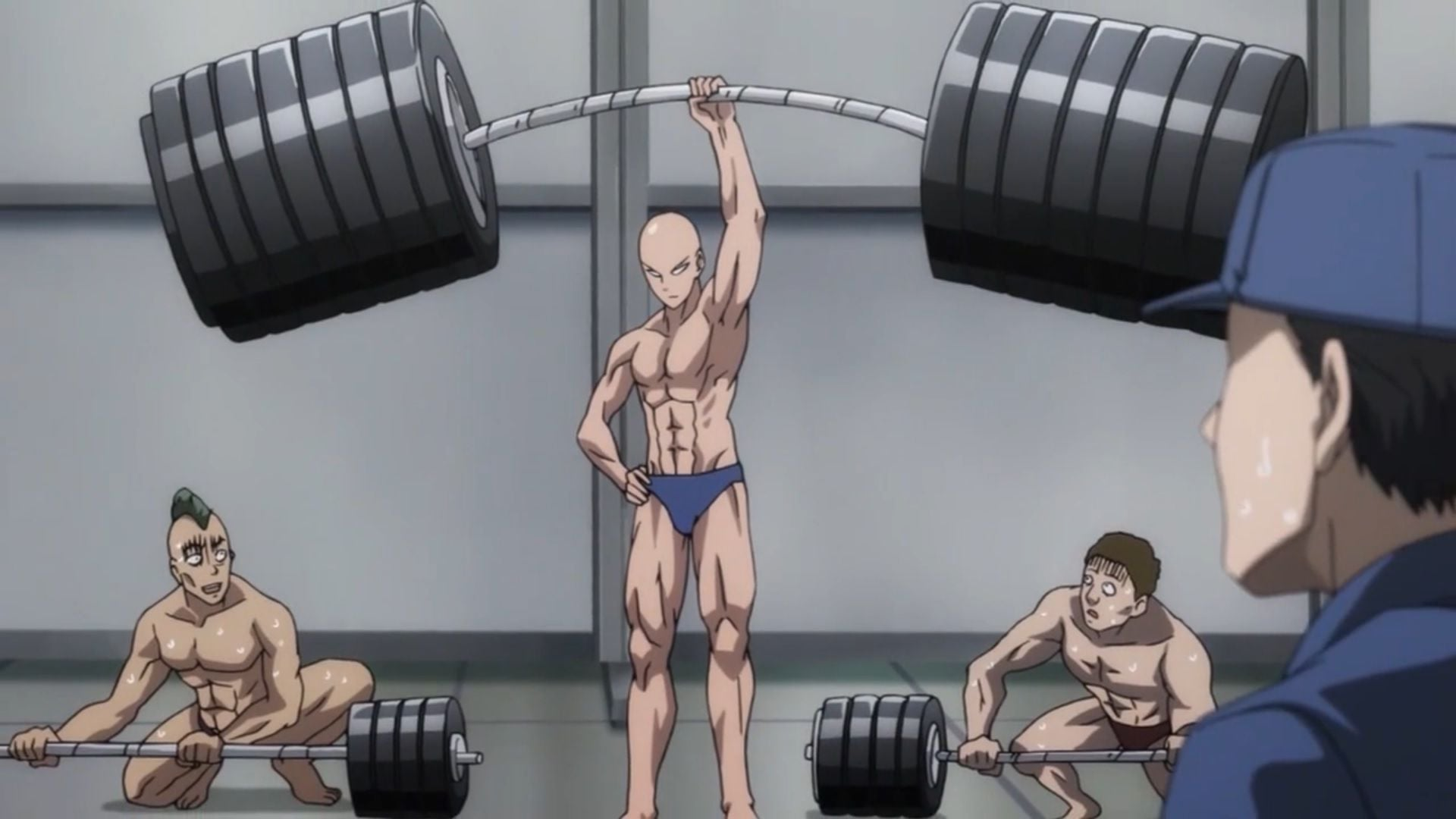 Gym Saitama wallpaper | HD Image #1