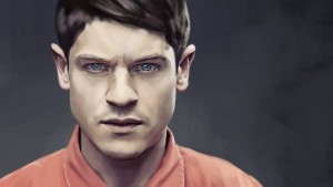 Iwan Rheon art wallpaper HD