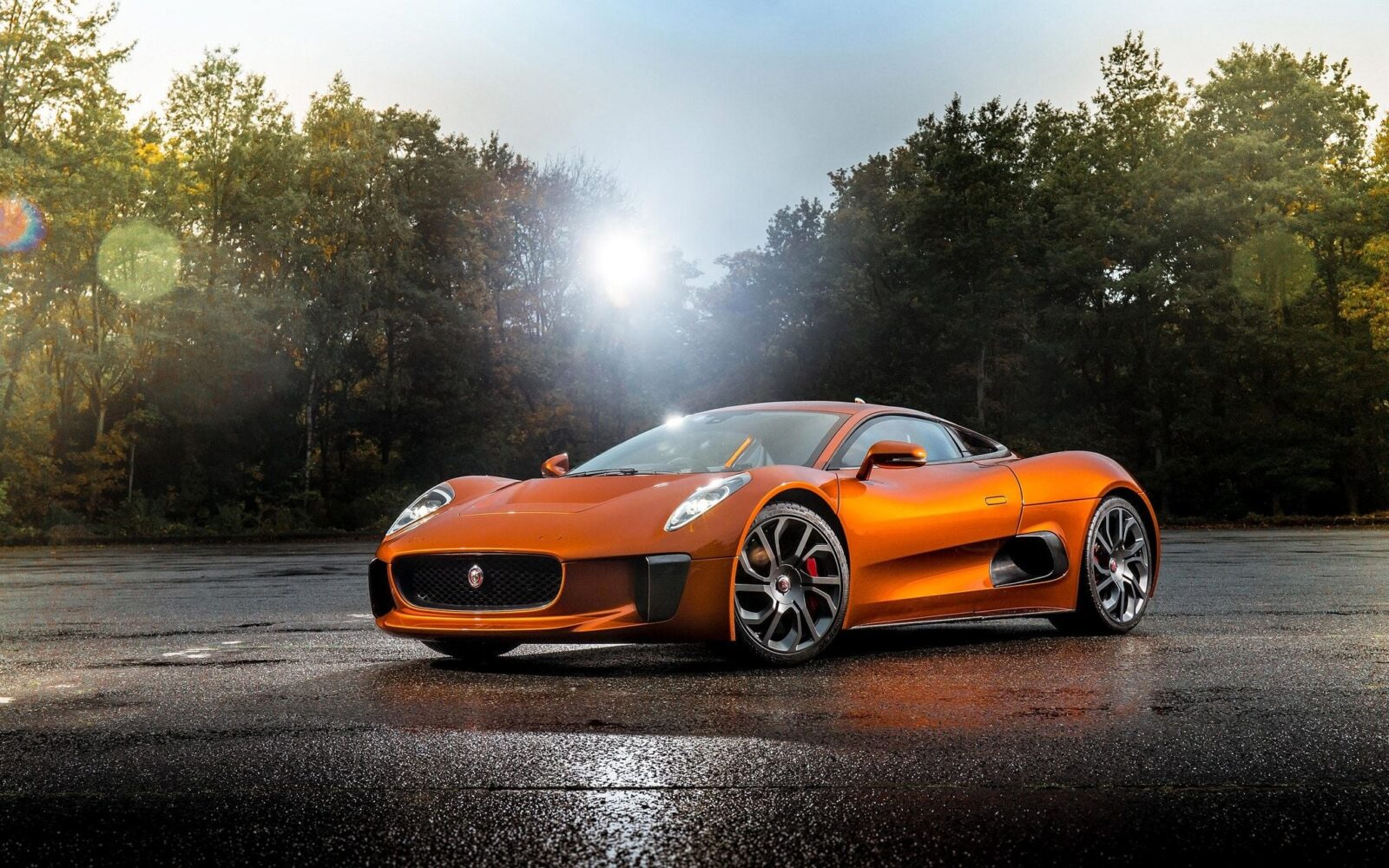 Jaguar C X75 HD wallpapers