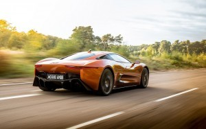 Jaguar C X75 backgrounds