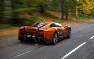 Jaguar C X75 photo