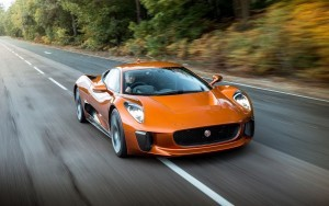 Image of Jaguar C X75