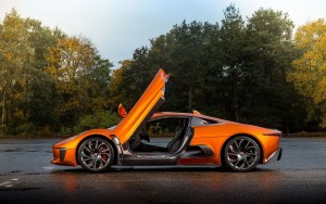 Jaguar C X75 door HD pic for PC