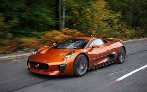 Jaguar C X75 motion wallpaper 1080p