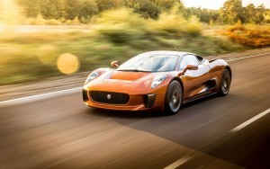 Jaguar C X75 motion desktop HD