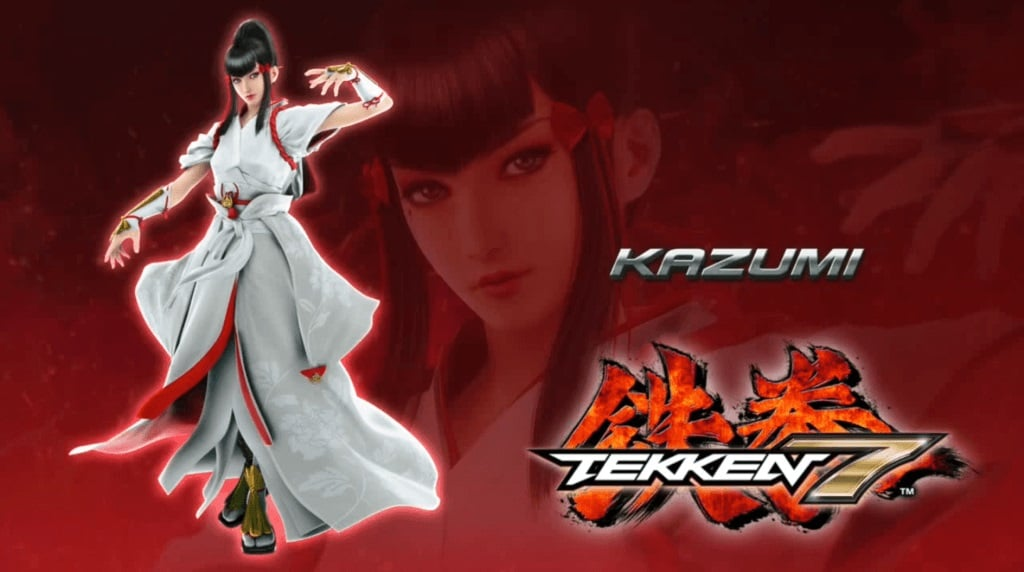 Best photo of the Kazumi Mishima Tekken 7