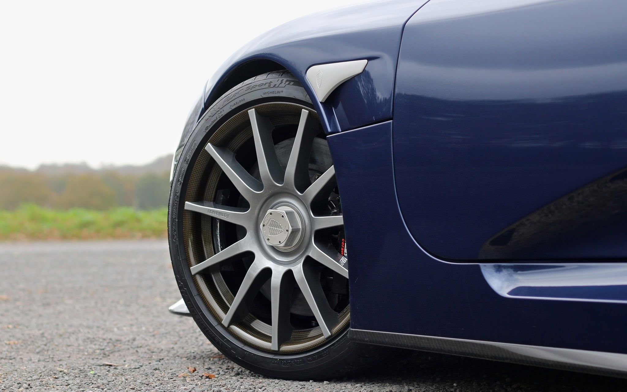 Image of Koenigsegg CCX wheel