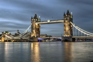 London Tower Bridge picture