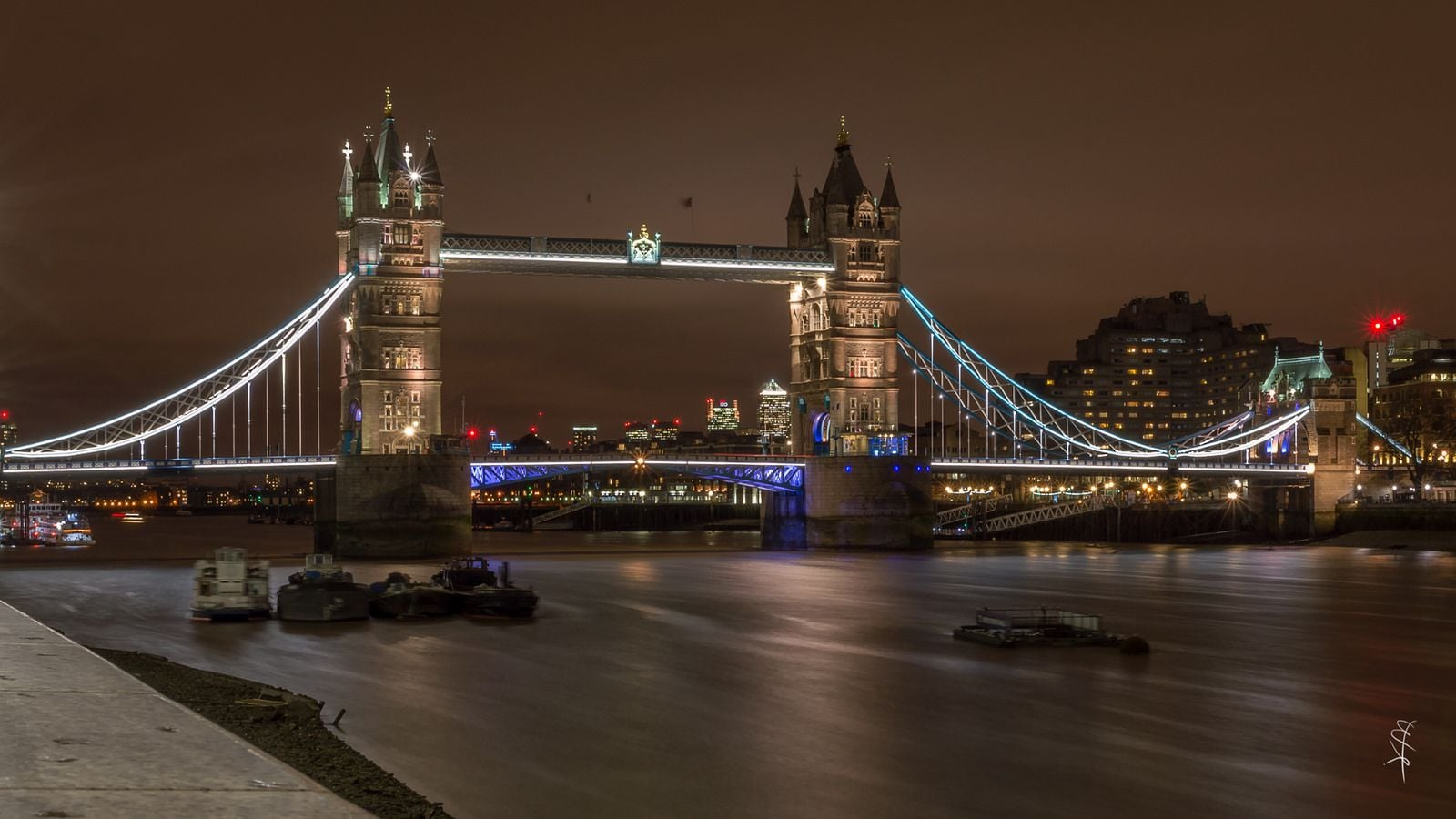 London Tower Bridge Wallpapers Hd Backgrounds Pictures