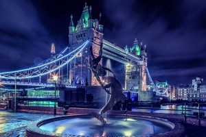 Image of London Tower Bridge