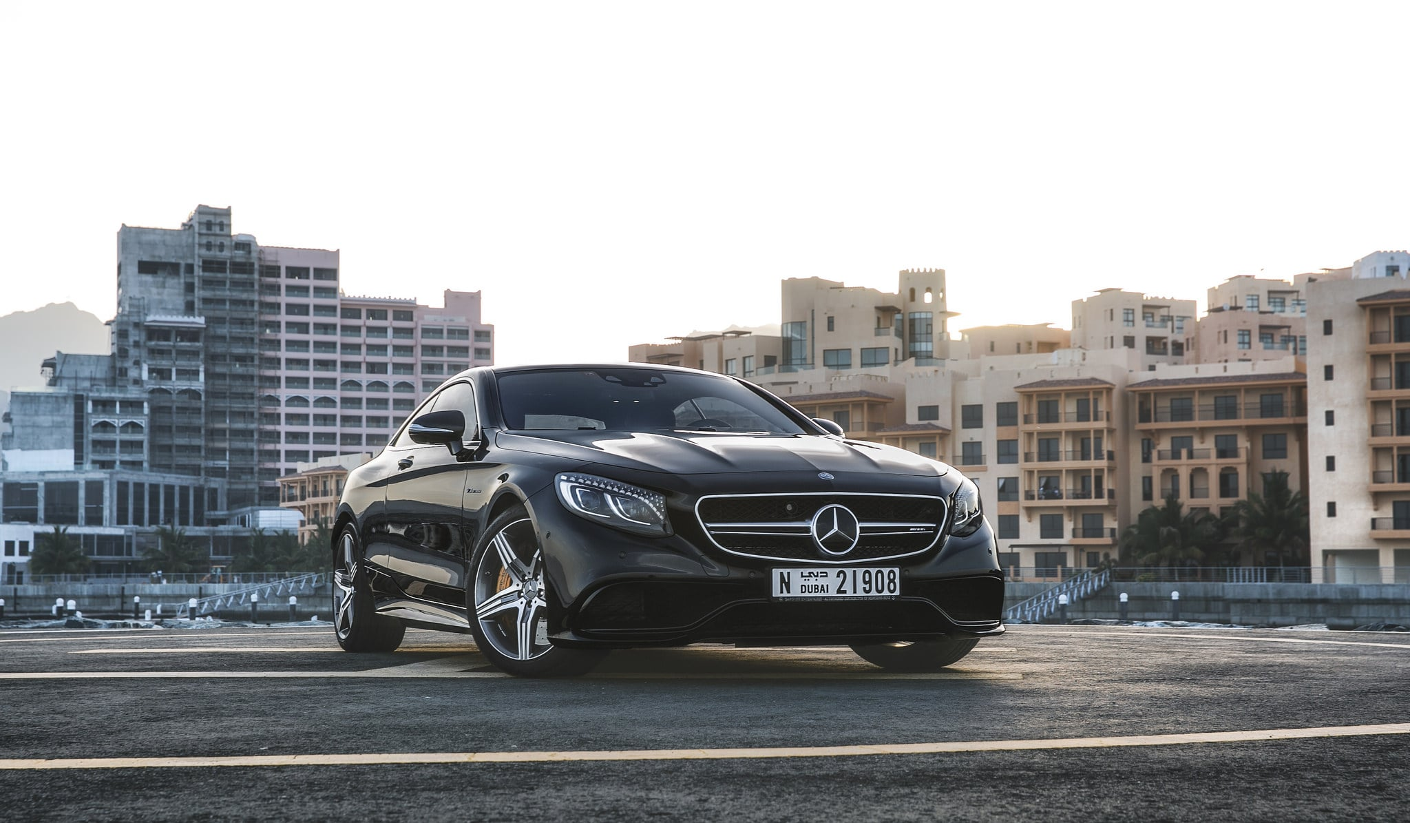Mercedes AMG S63 Coupe picture