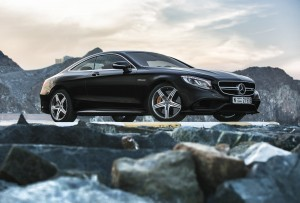 Mercedes AMG S63 Coupe gallery