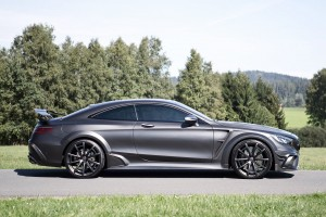 Mercedes AMG S63 Coupe black edition High Quality wallpapers