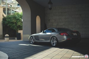 Mercedes Benz SLR McLaren wallpaper HD